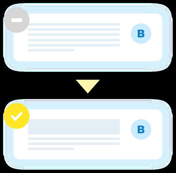 レポート・会話ログに基づくシナリオ改善