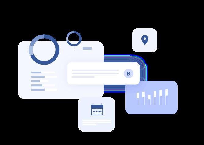 顧客データを収集&可視化